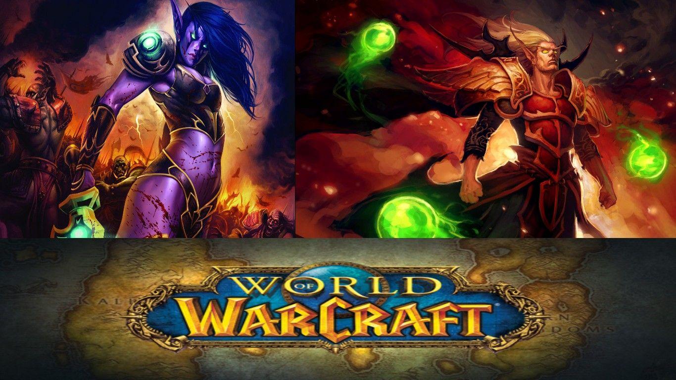 World Of Warcraft Laptop hd wallpaper