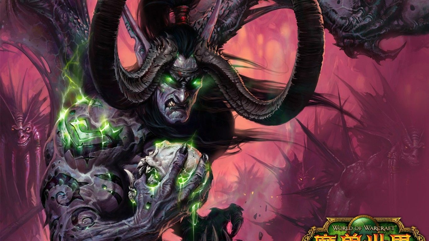 World Of Warcraft Laptop background computer