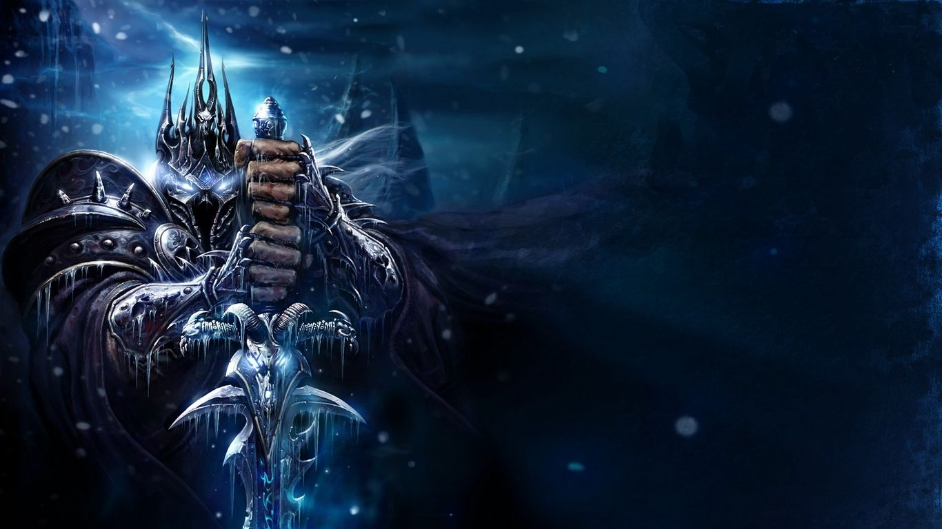 World Of Warcraft Laptop desktop wallpaper