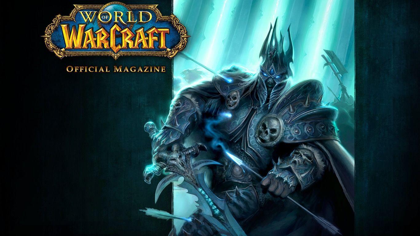 World Of Warcraft Laptop background image