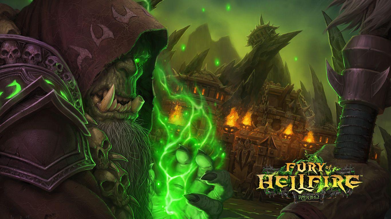 World Of Warcraft Laptop hd