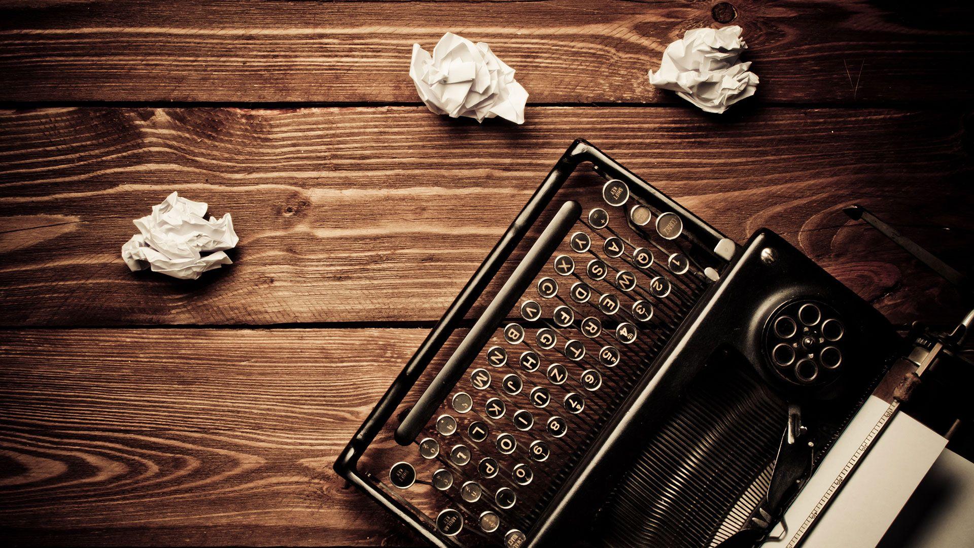 Writing desktop background free