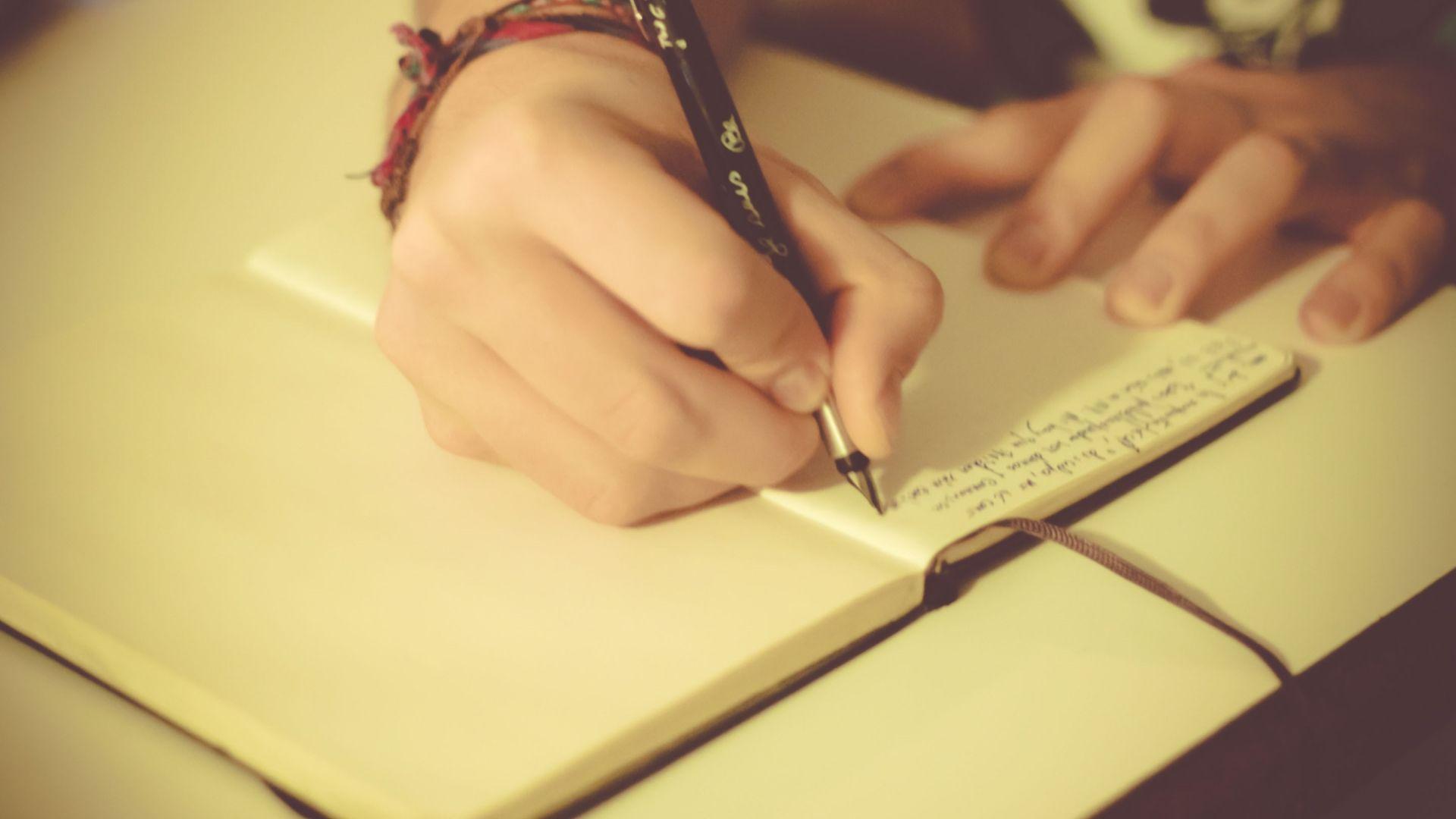 Writing hd