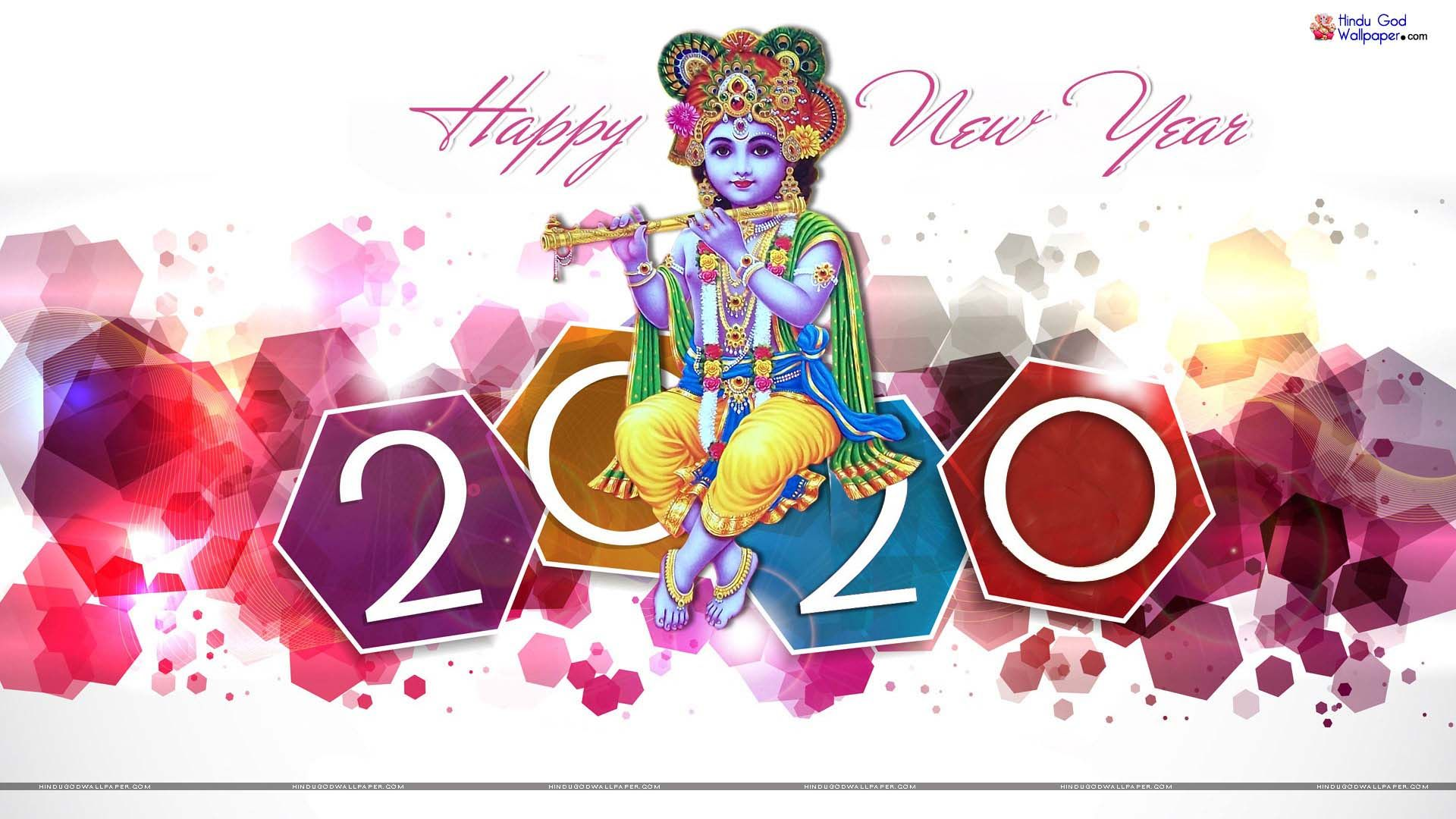 2020 New Year hd wallpaper download