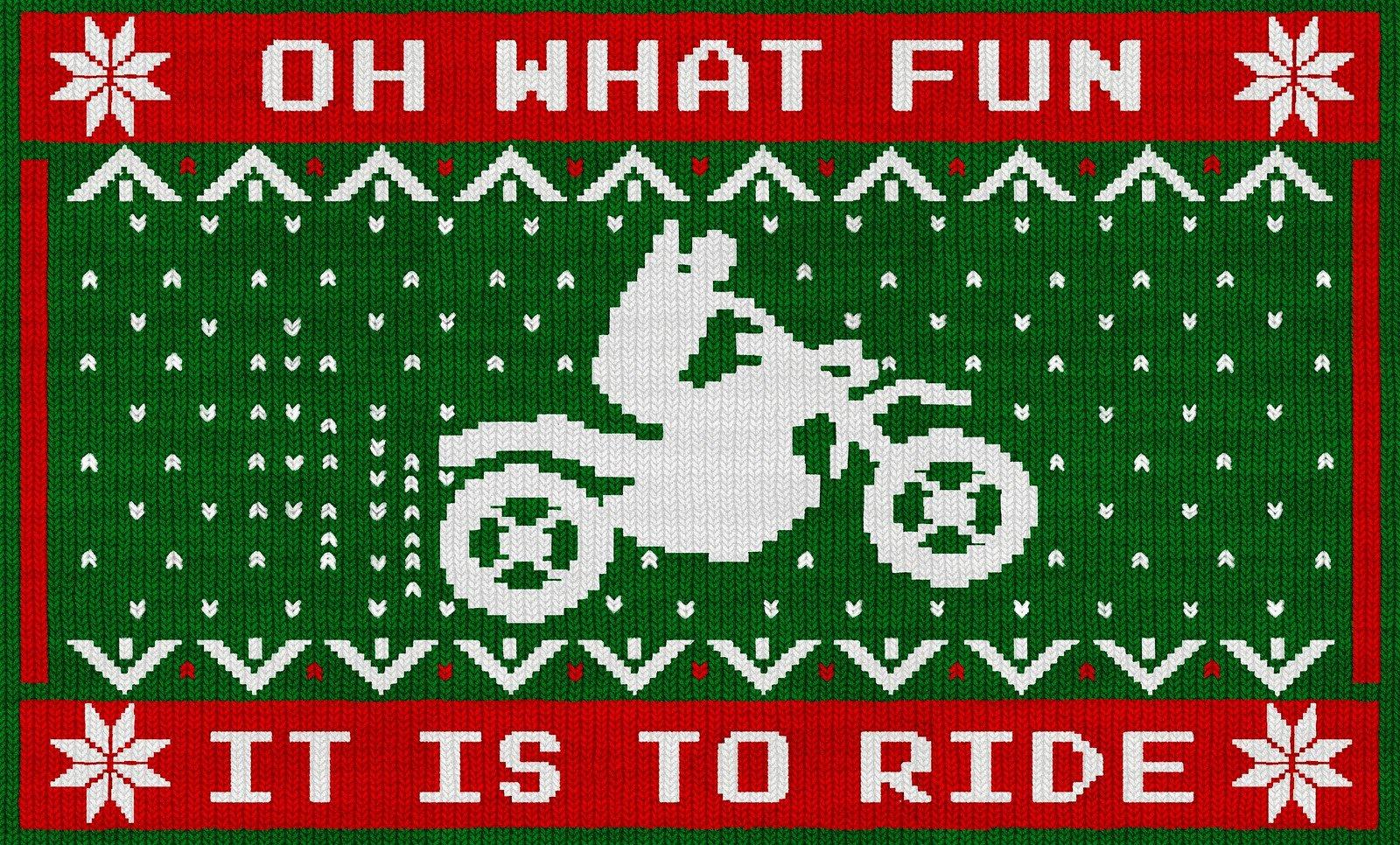 Bend Studio Happy Holidays Wallpaper