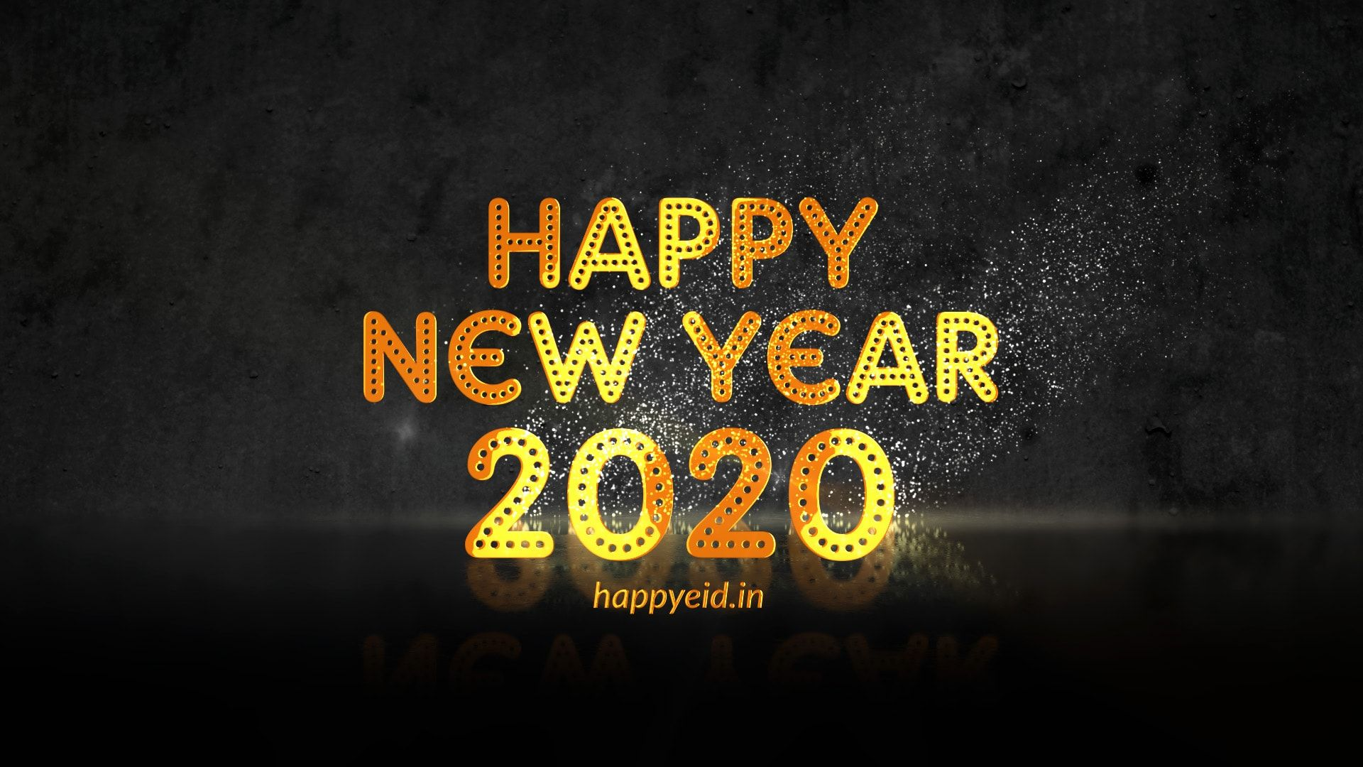 Happy New Year 2020 new wallpaper