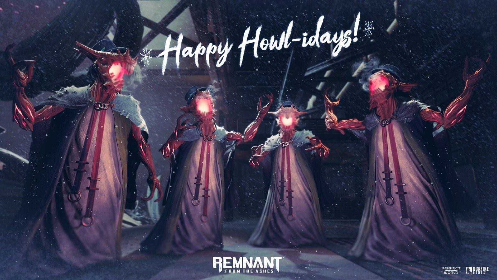 Perfect World Happy Holidays Wallpaper