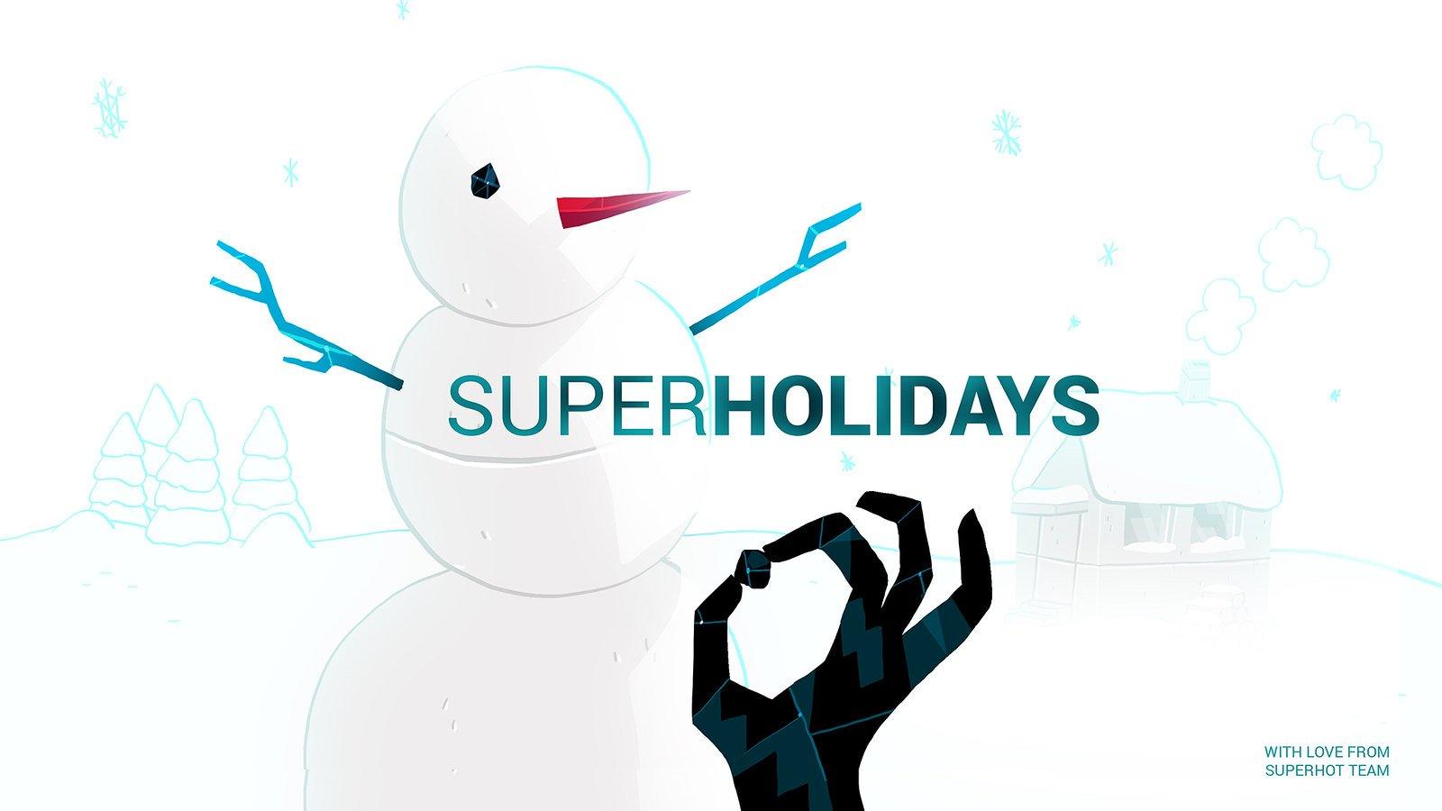 Superhot Team Happy Holidays