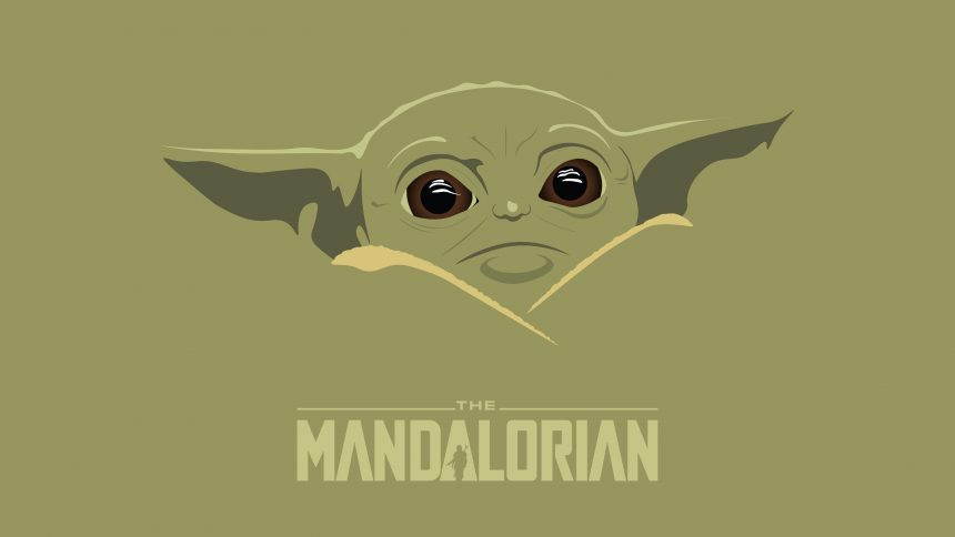 The Mandalorian Desktop Wallpaper