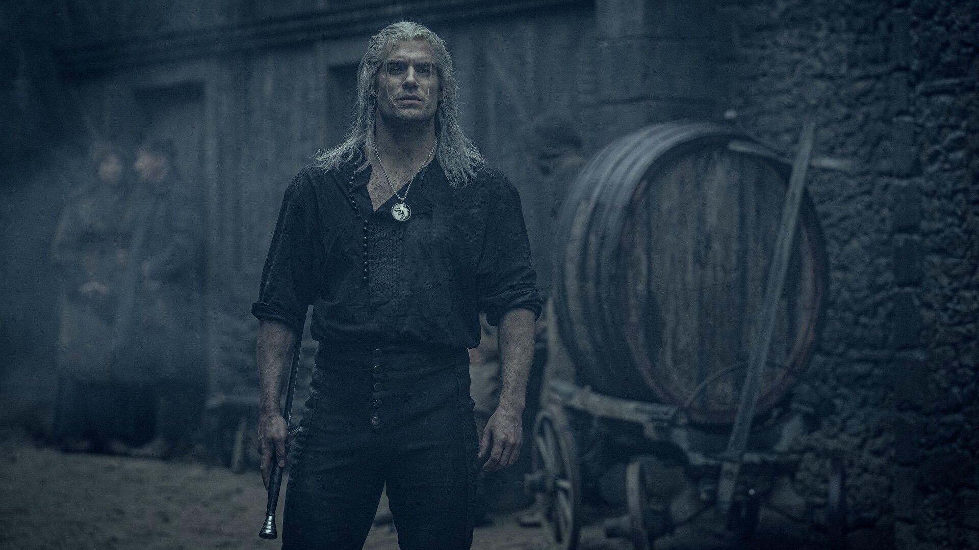 The Witcher Netflix wallpaper photo