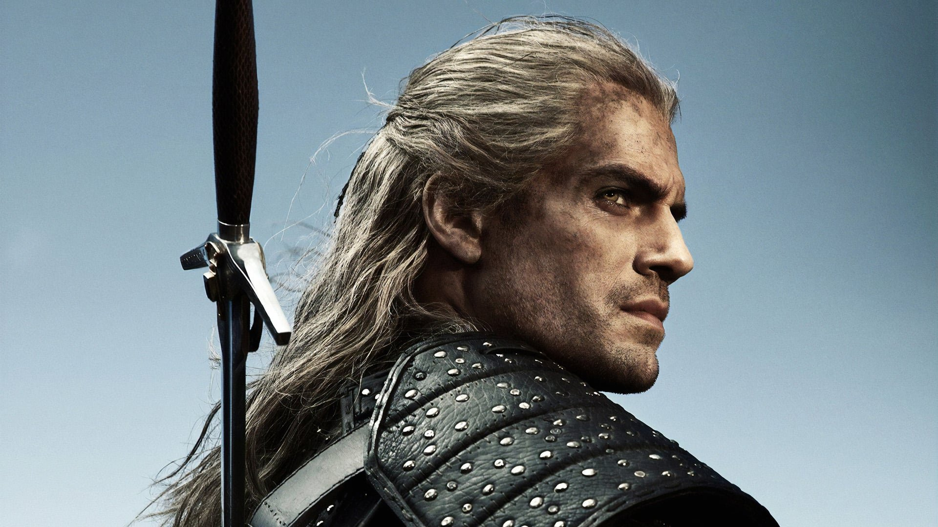 The Witcher Netflix full hd wallpaper for laptop