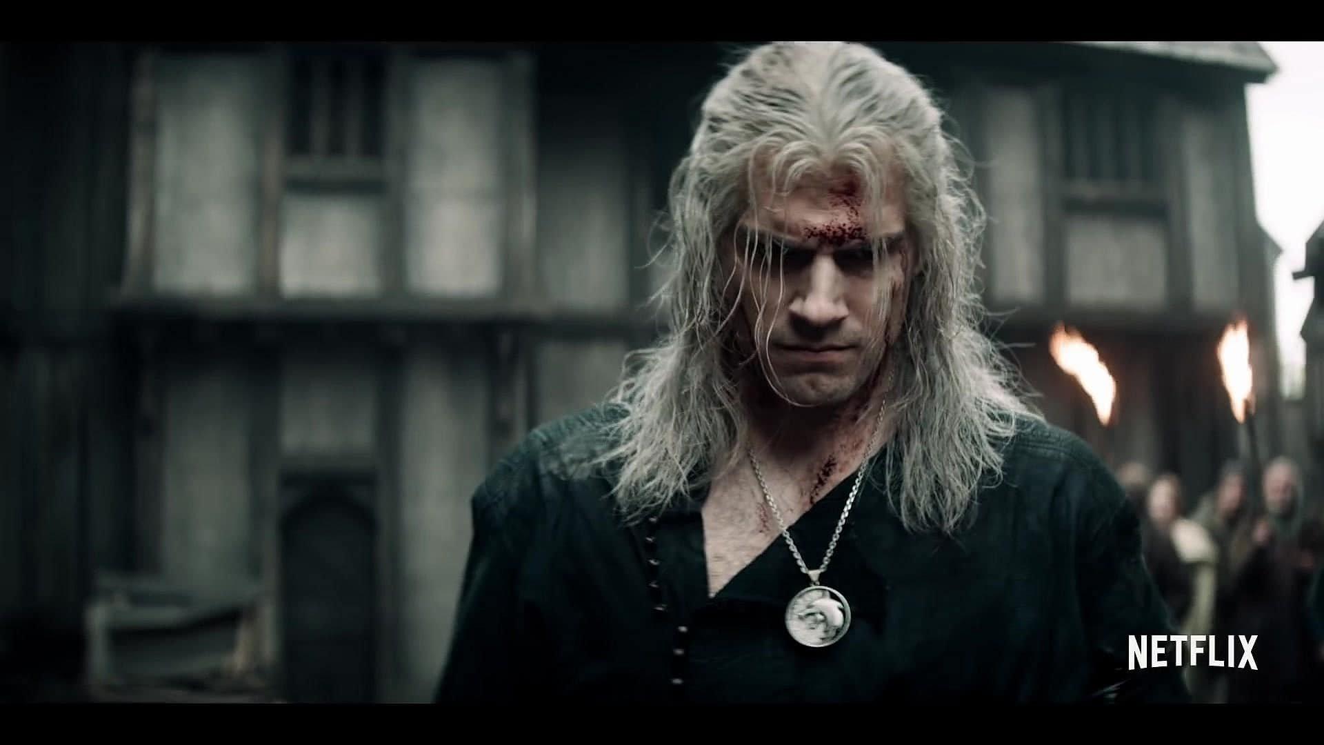 The Witcher Netflix Full HD Wallpaper