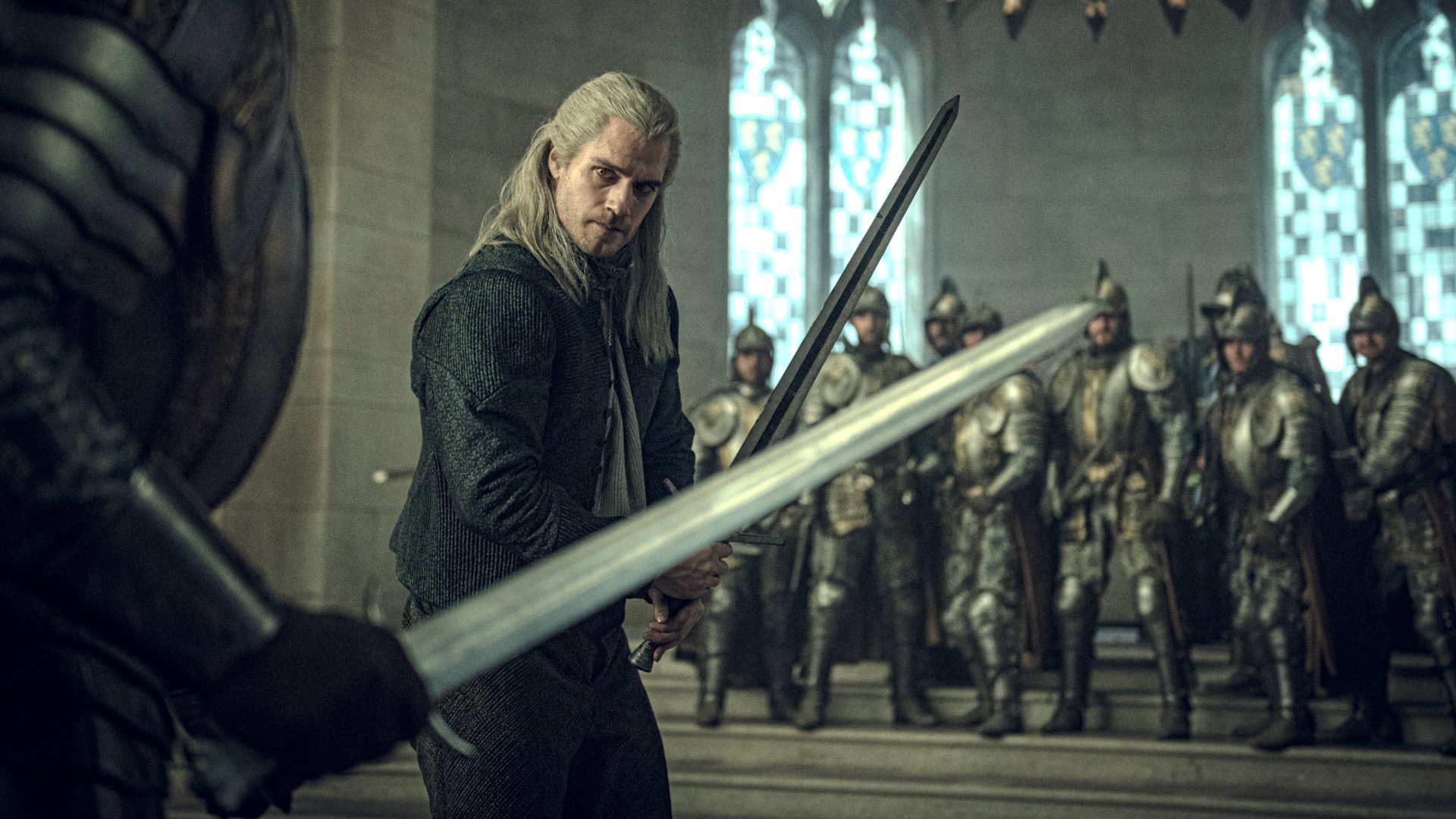 The Witcher Netflix Picture