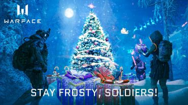 Warface Happy Holida wallpaper