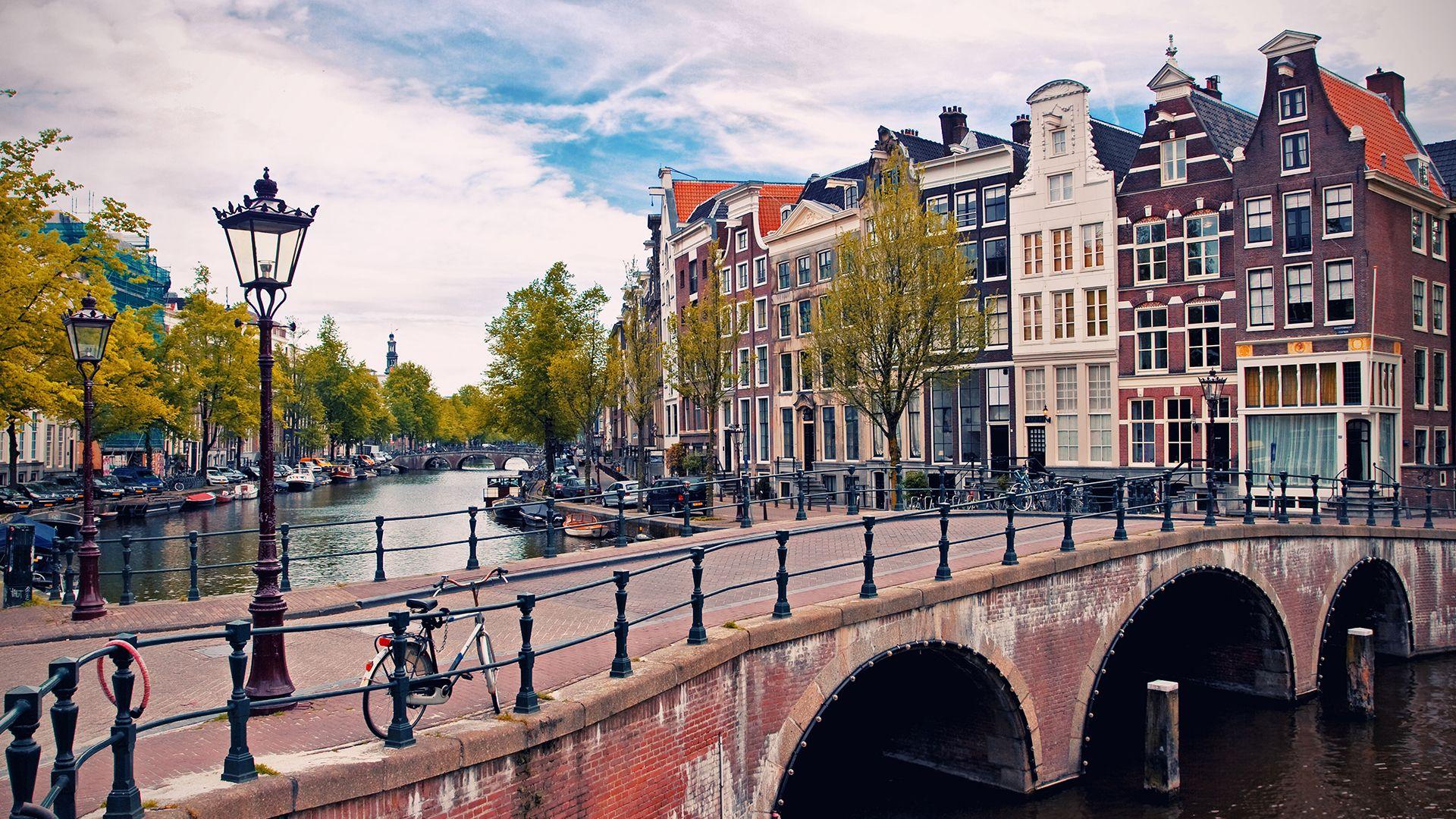 Amsterdam Wallpaper Picture