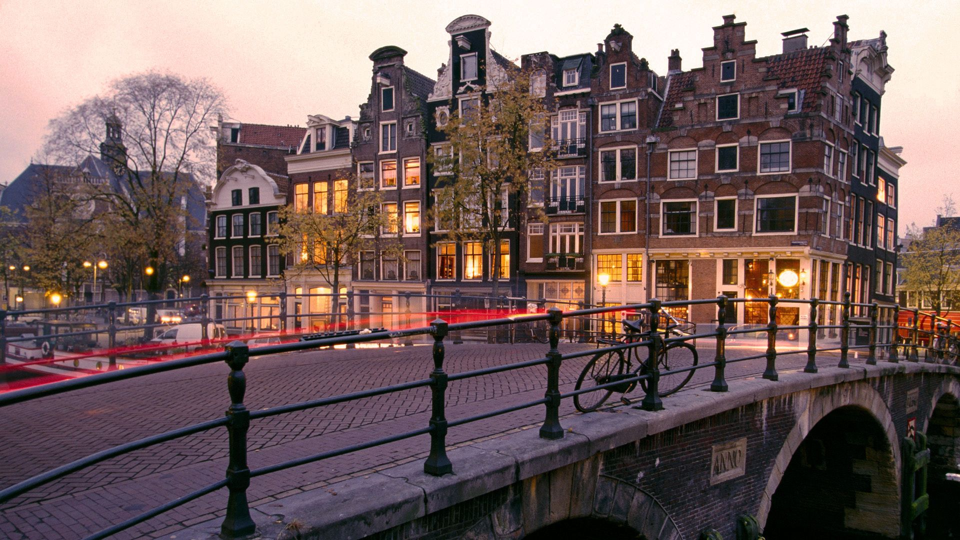 Amsterdam PC Wallpaper HD