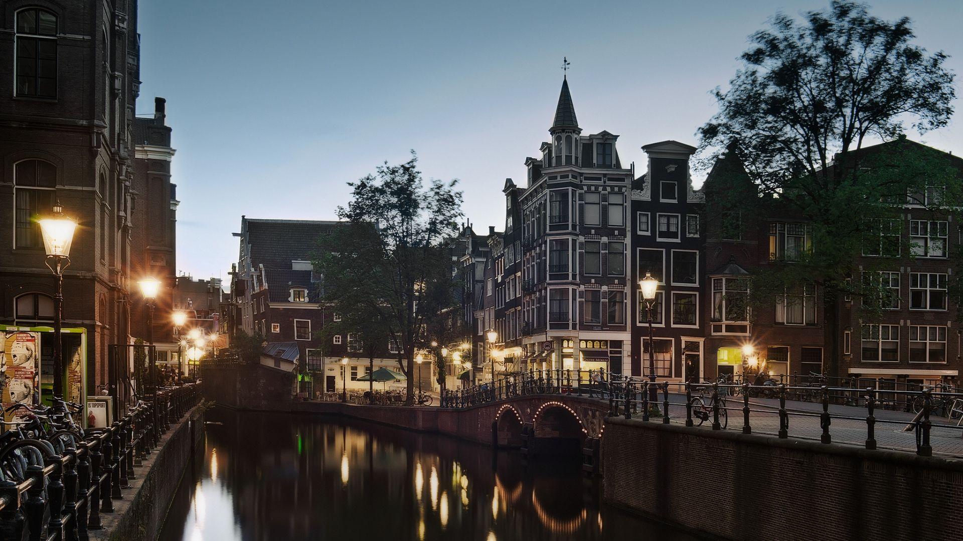 Amsterdam wallpaper picture hd