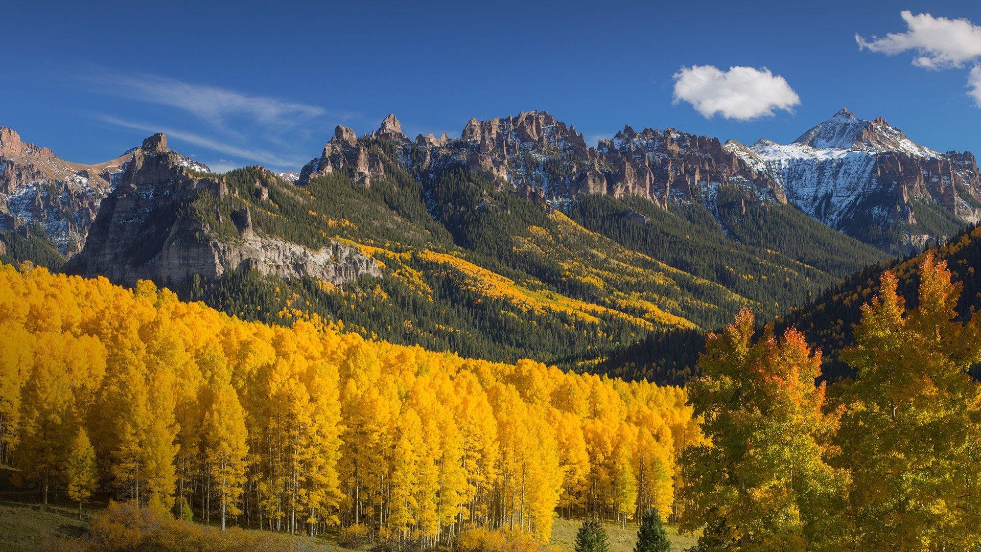 Aspen HD 1080 wallpaper
