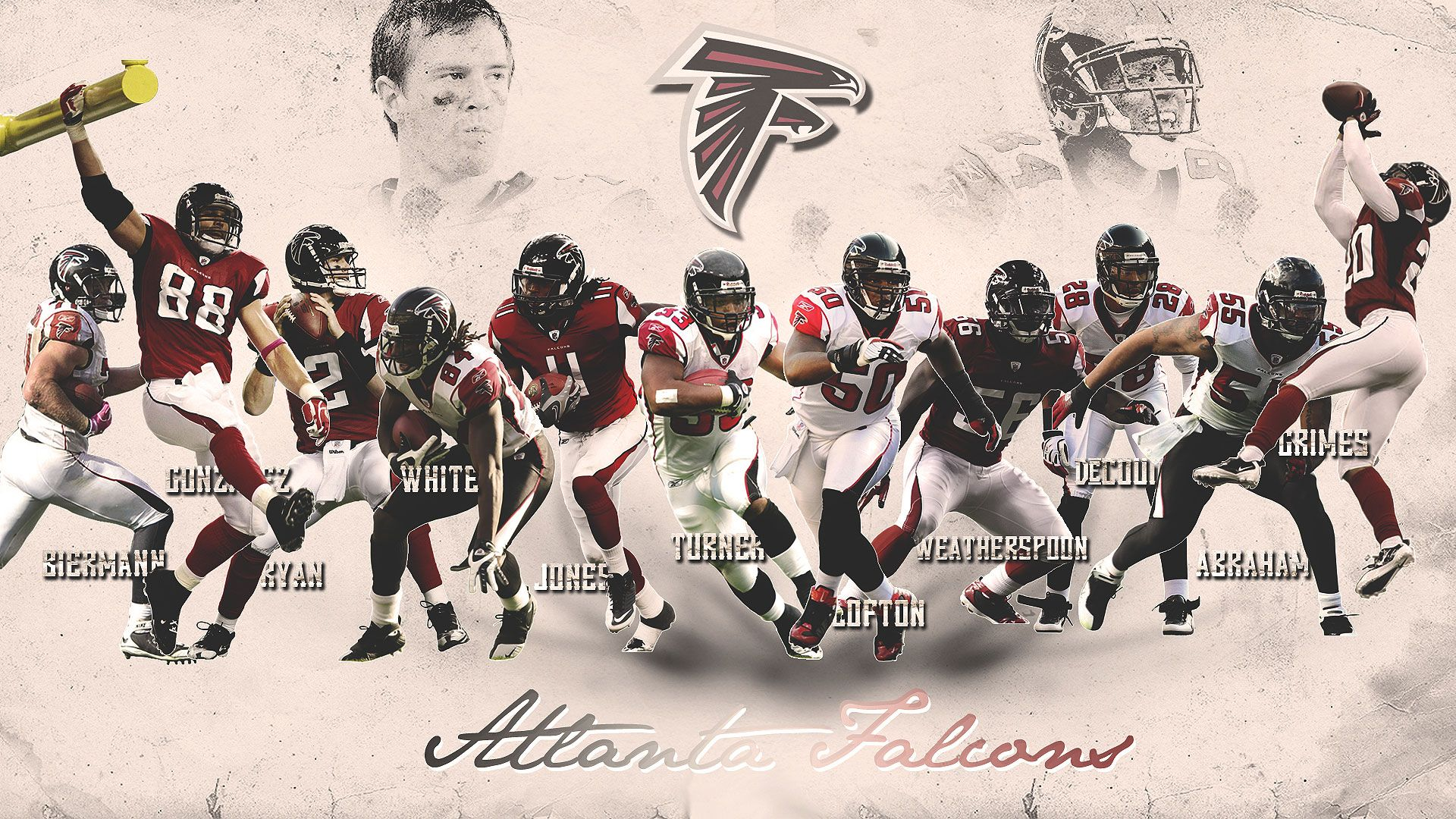 Atlanta Falcons wallpaper photo