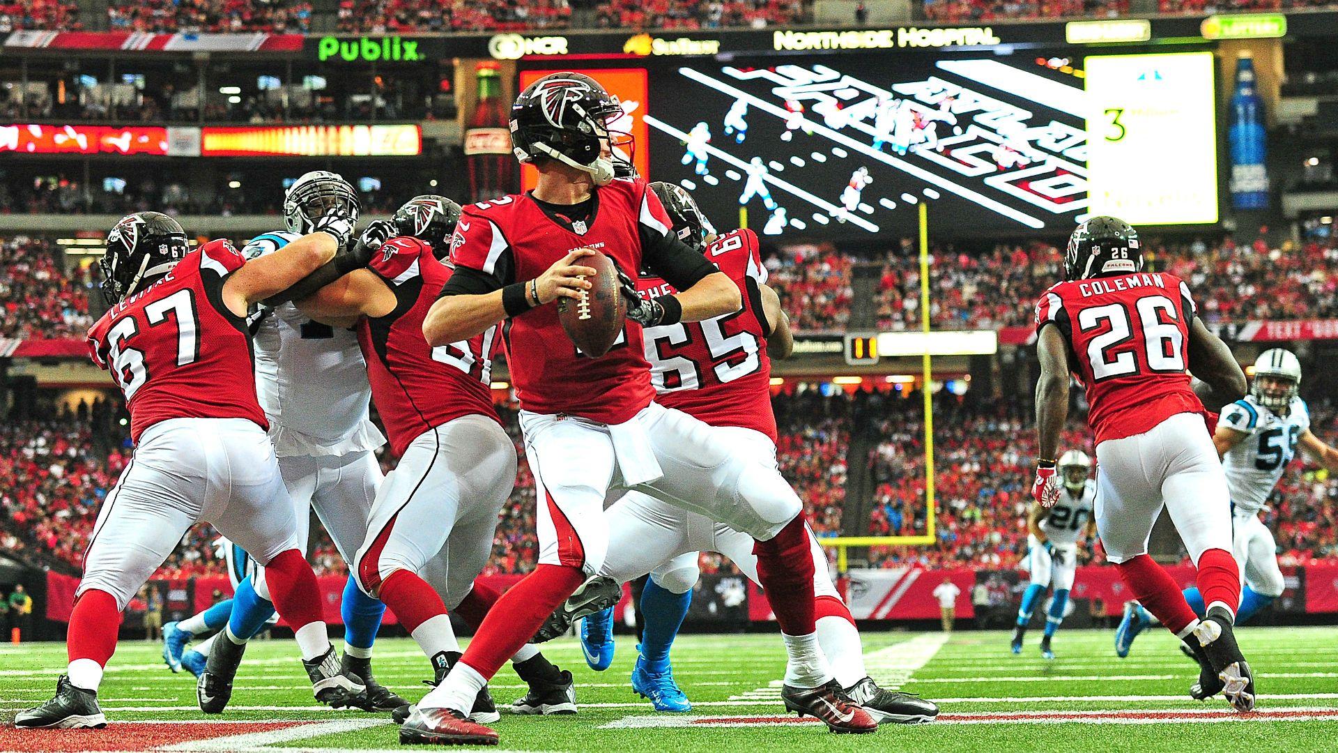 Atlanta Falcons PC Wallpaper HD