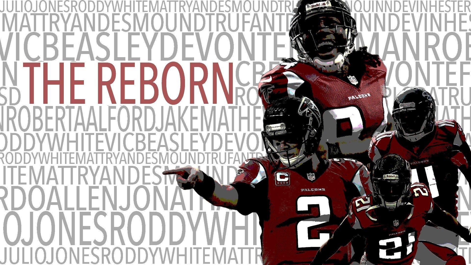 Atlanta Falcons download wallpaper image