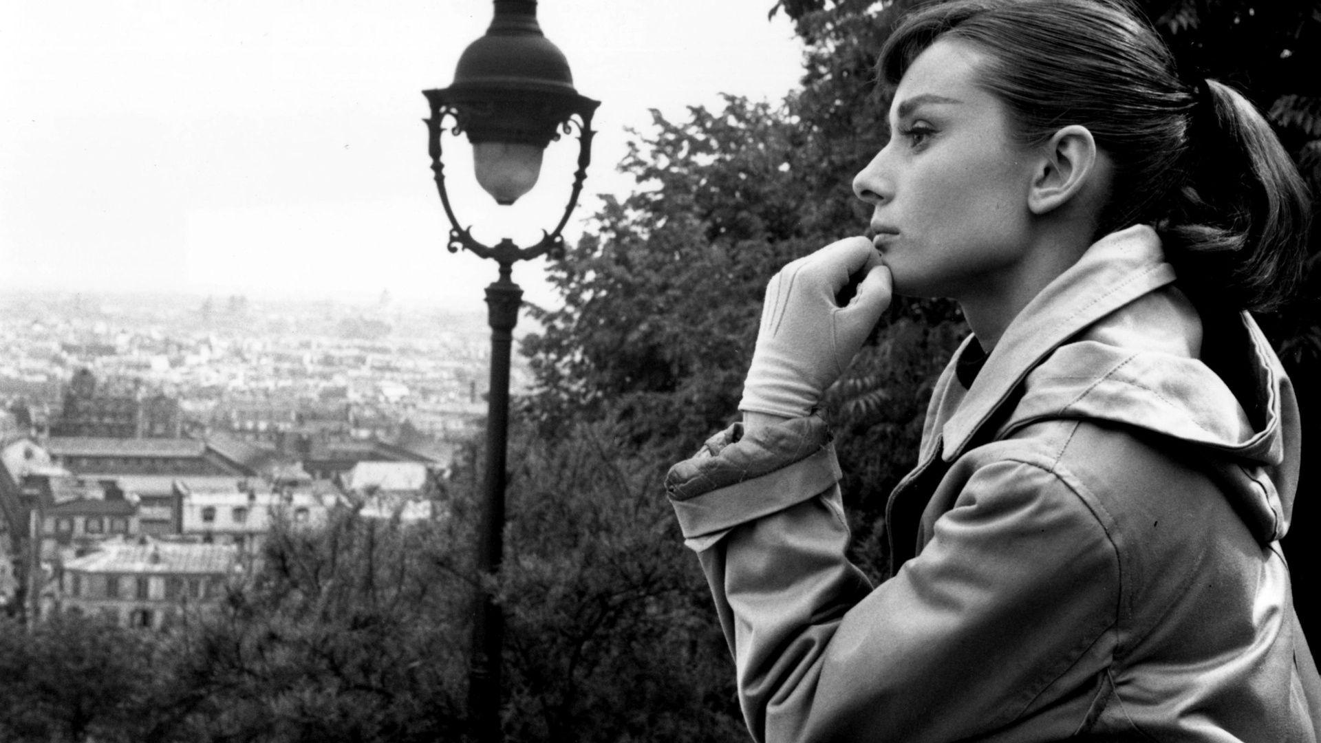 Audrey Hepburn full hd 1080p wallpaper