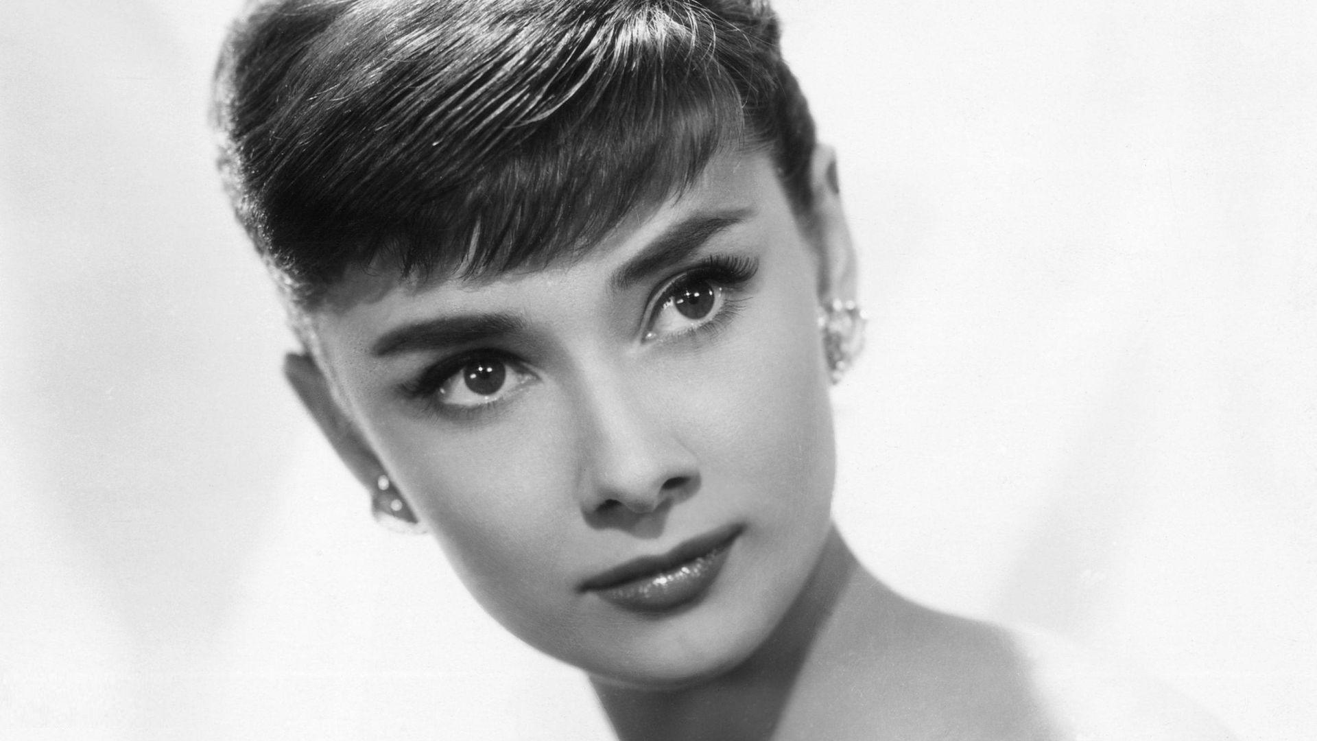 Audrey Hepburn 1080p Wallpaper