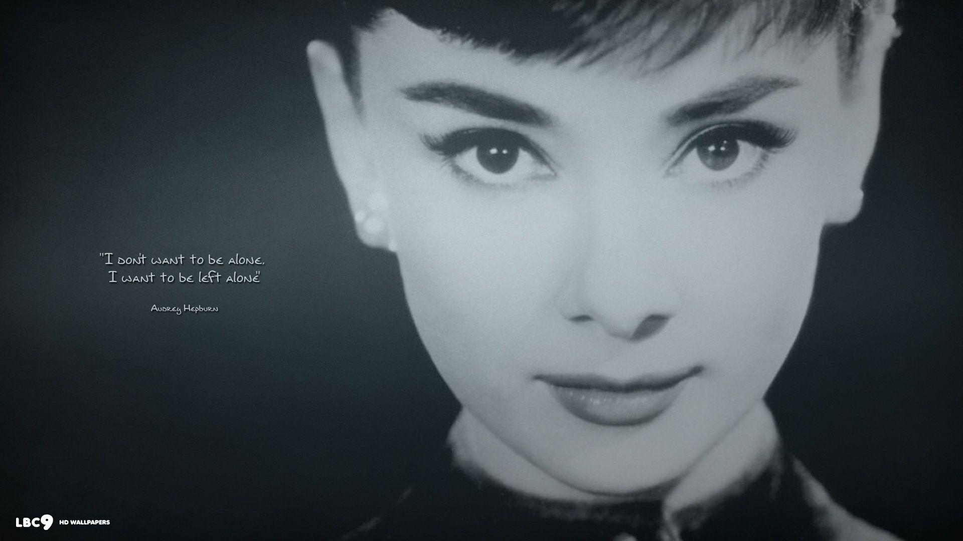 Audrey Hepburn Free Download Wallpaper