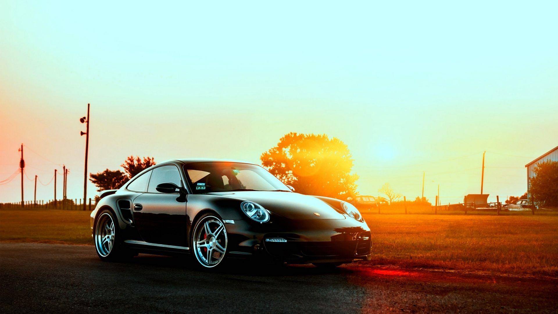 Automotive Full HD Wallpaper
