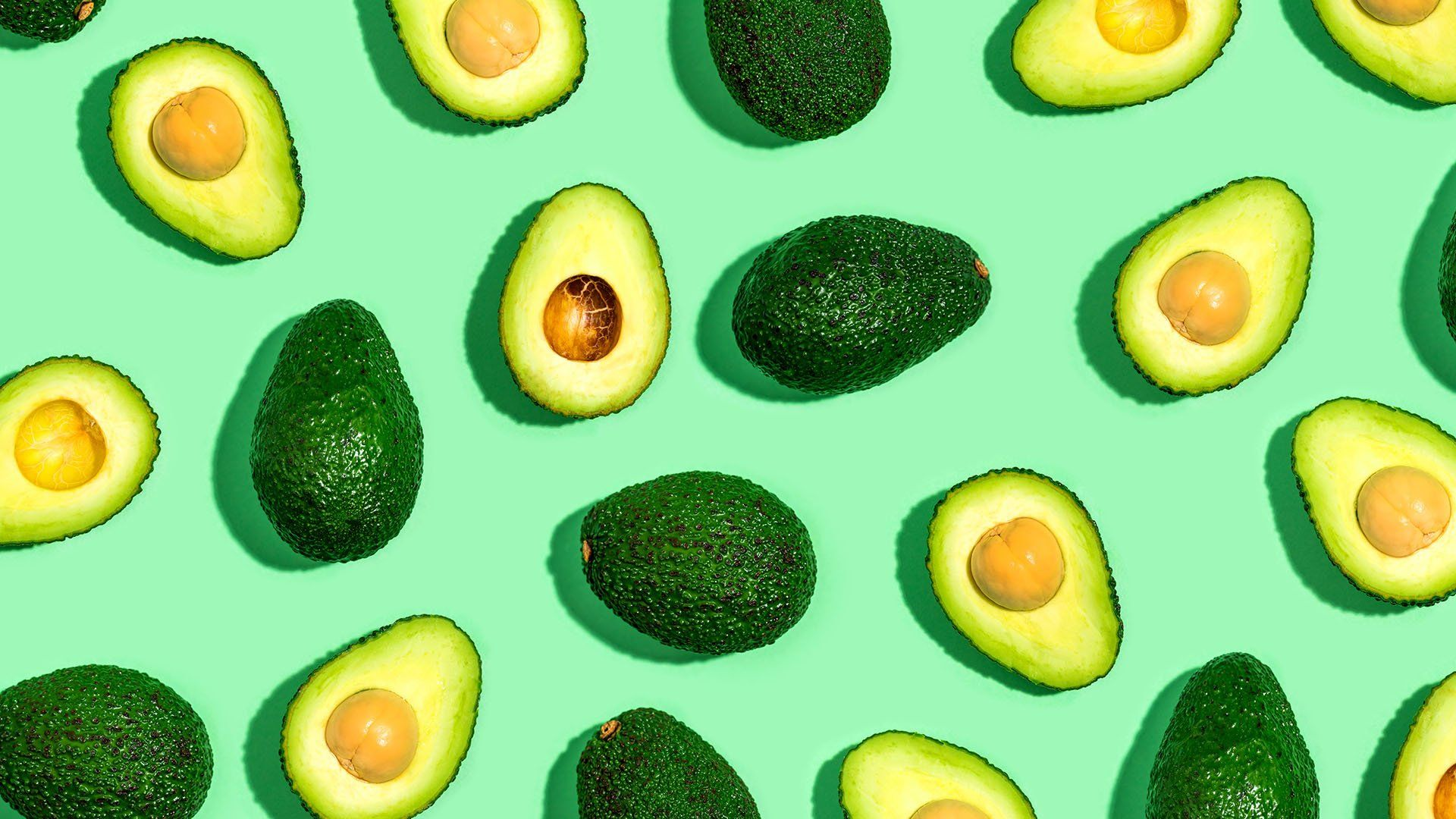 Avocado download nice wallpaper