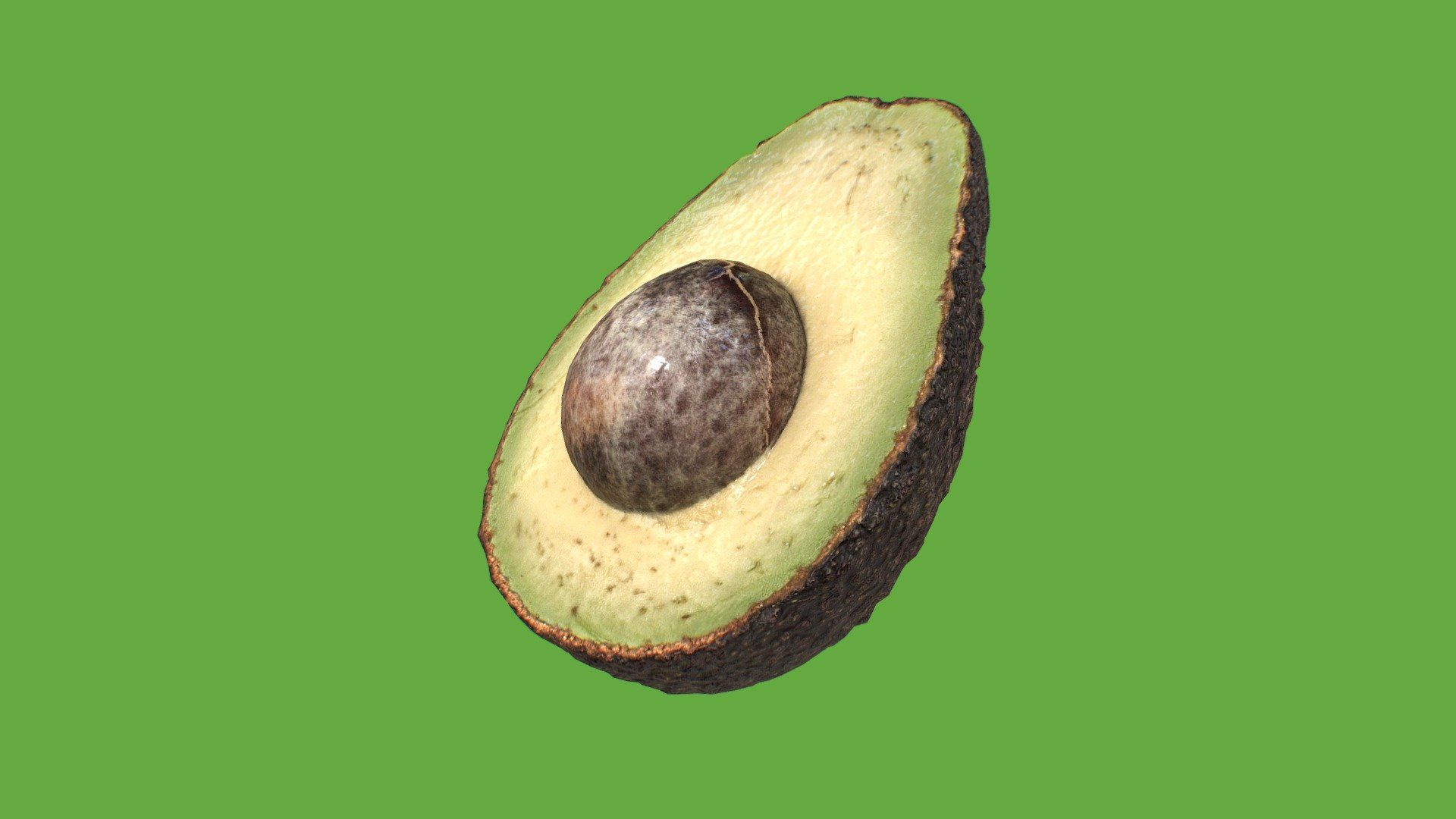 Avocado laptop wallpaper