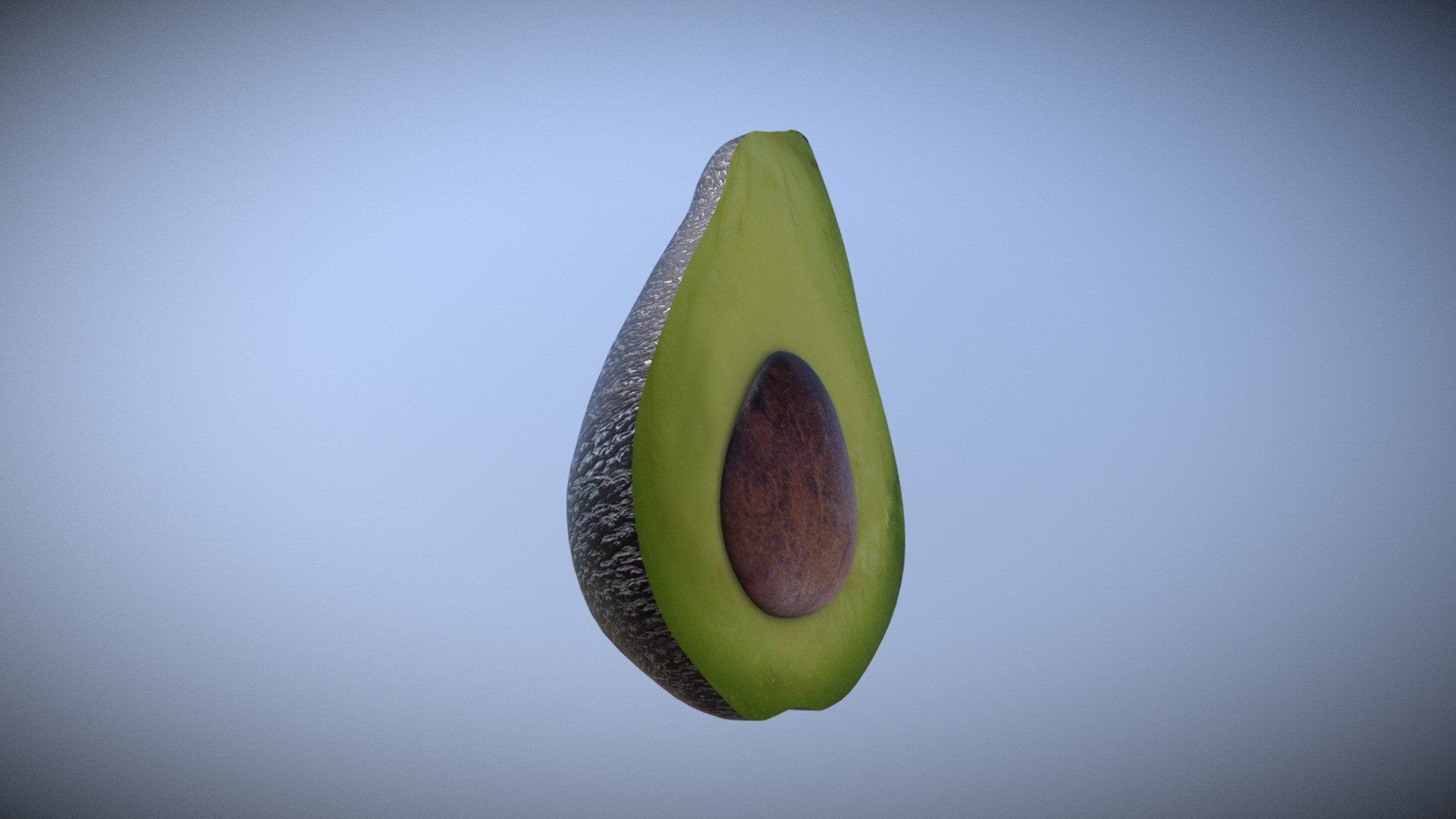 Avocado computer wallpaper