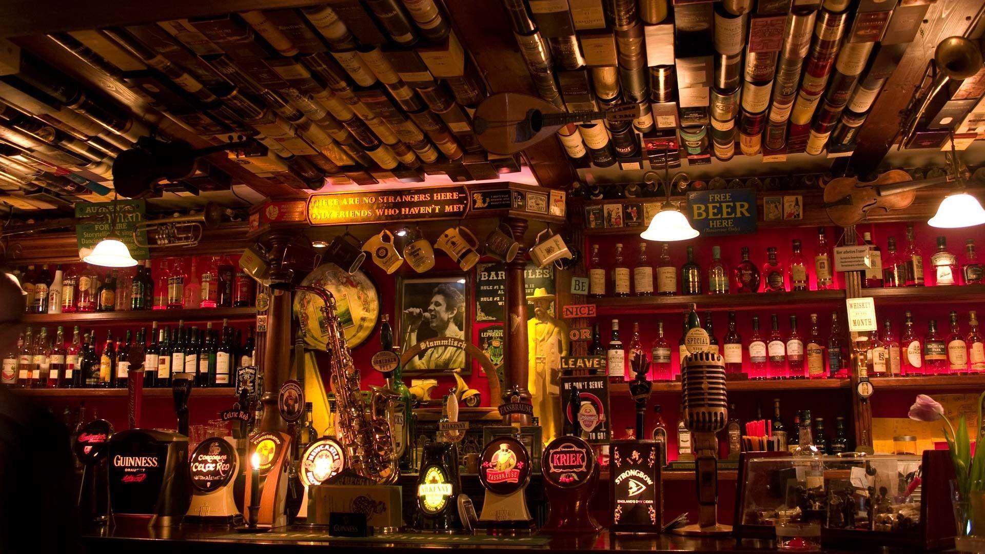 Bar Nice Wallpaper