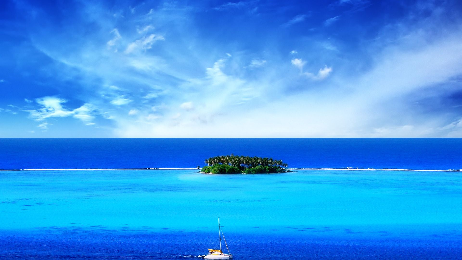 Beautiful Ocean hd wallpaper download