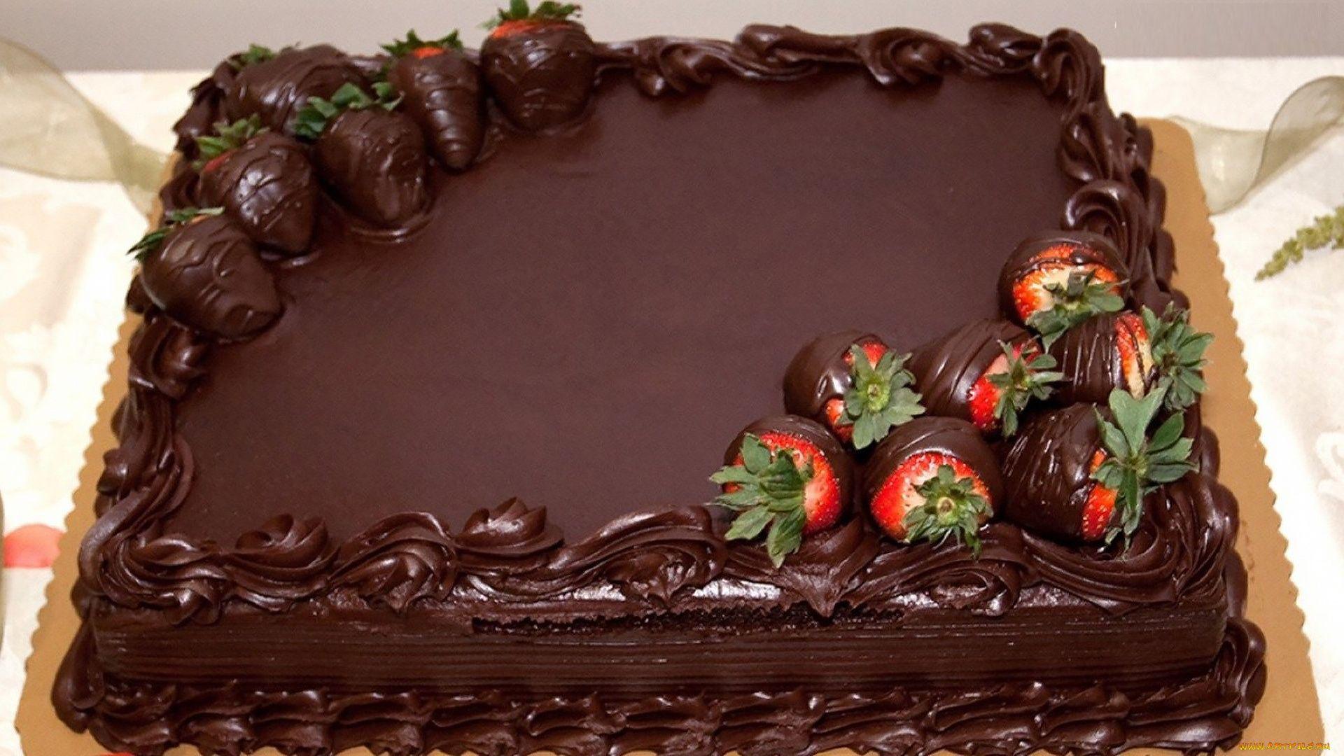 Birthday Cake Nice Wallpaper
