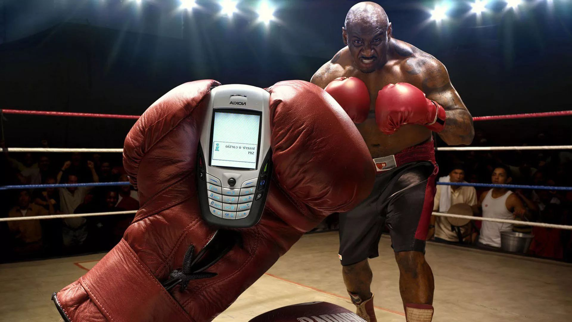 Boxing PC Wallpaper