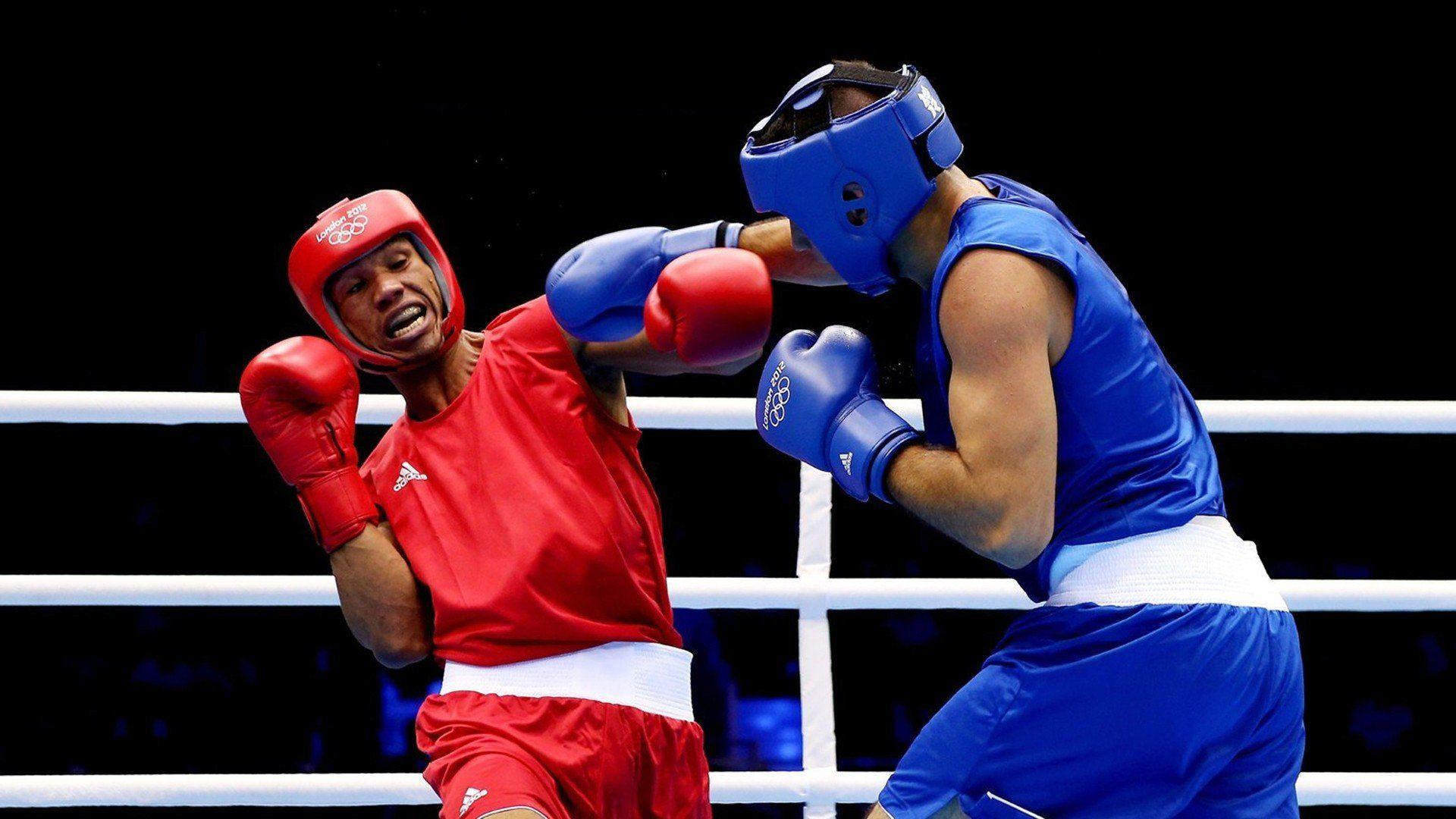 Boxing full screen hd wallpaper
