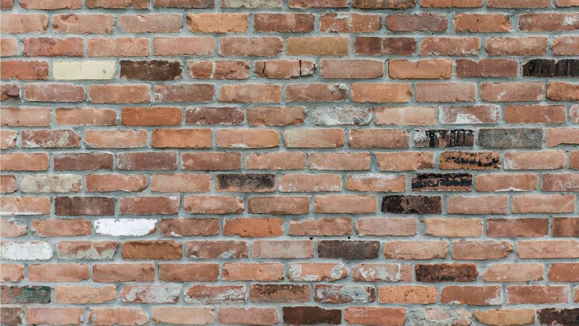 Brick Paper Backdrop Free Wallpaper