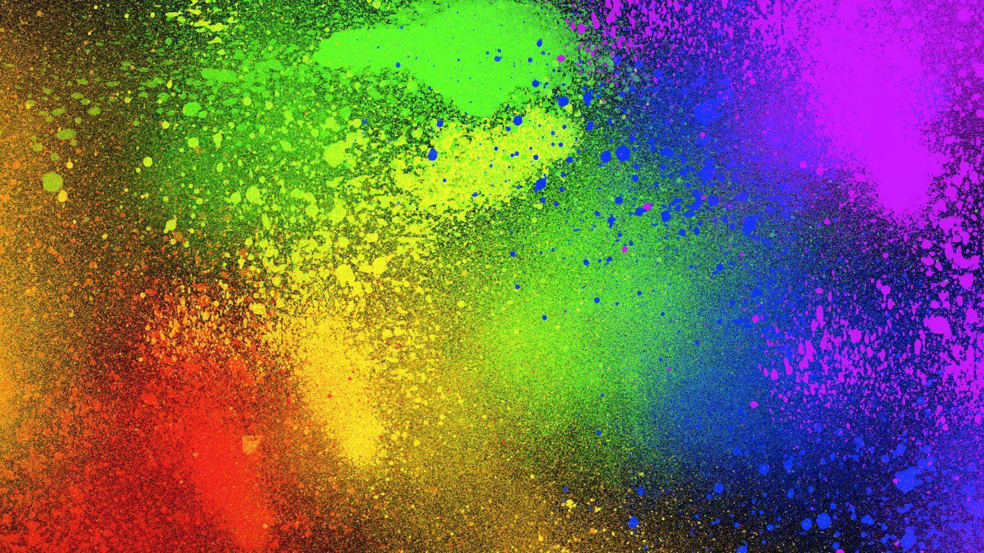 Bright beautiful wallpaper