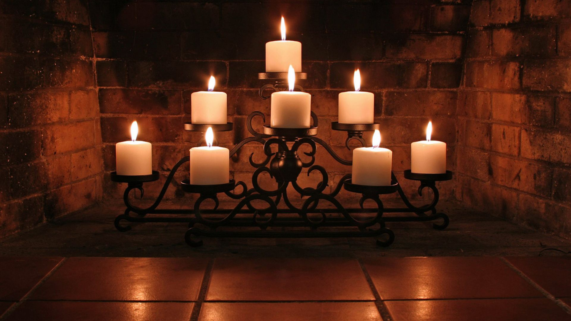 Candle Wallpaper and Background