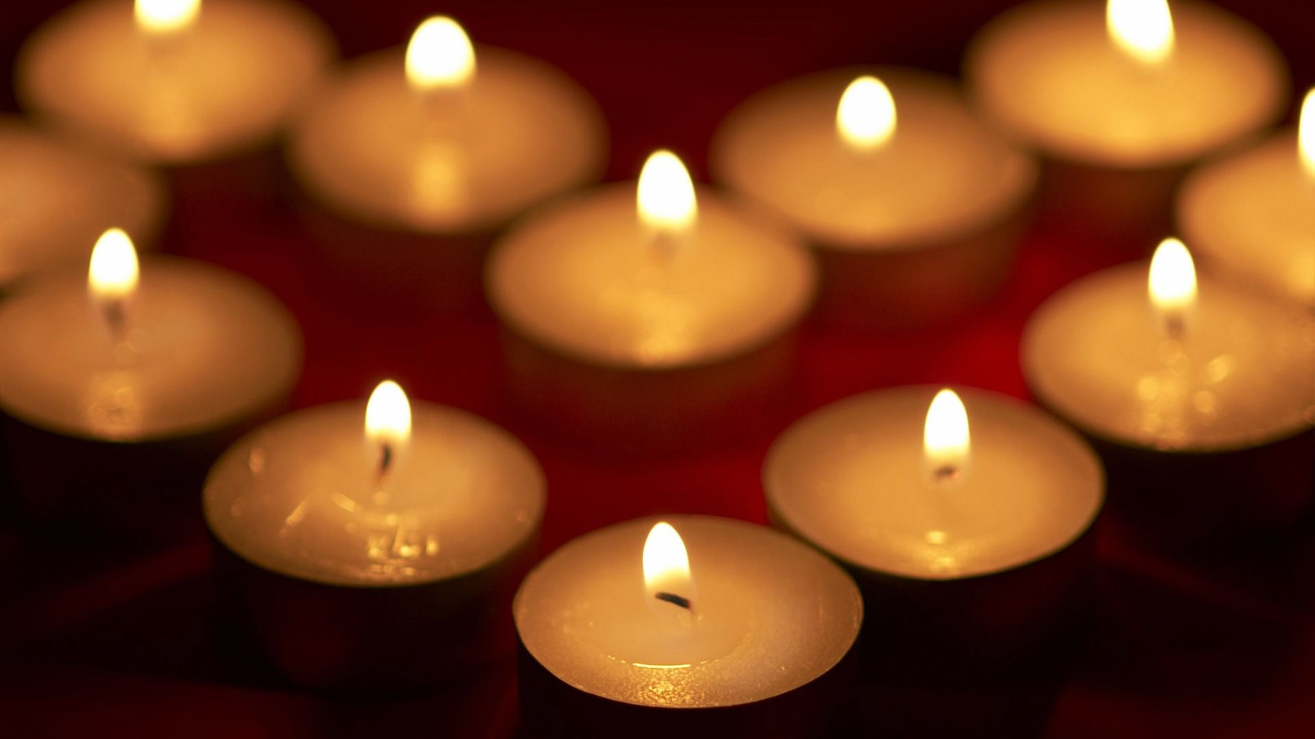 Candle full screen hd wallpaper