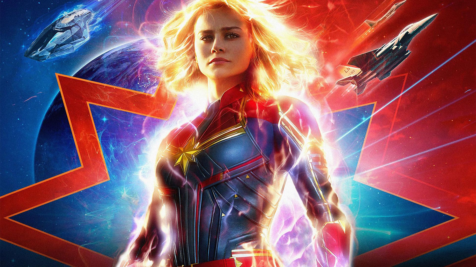Captain Marvel Image