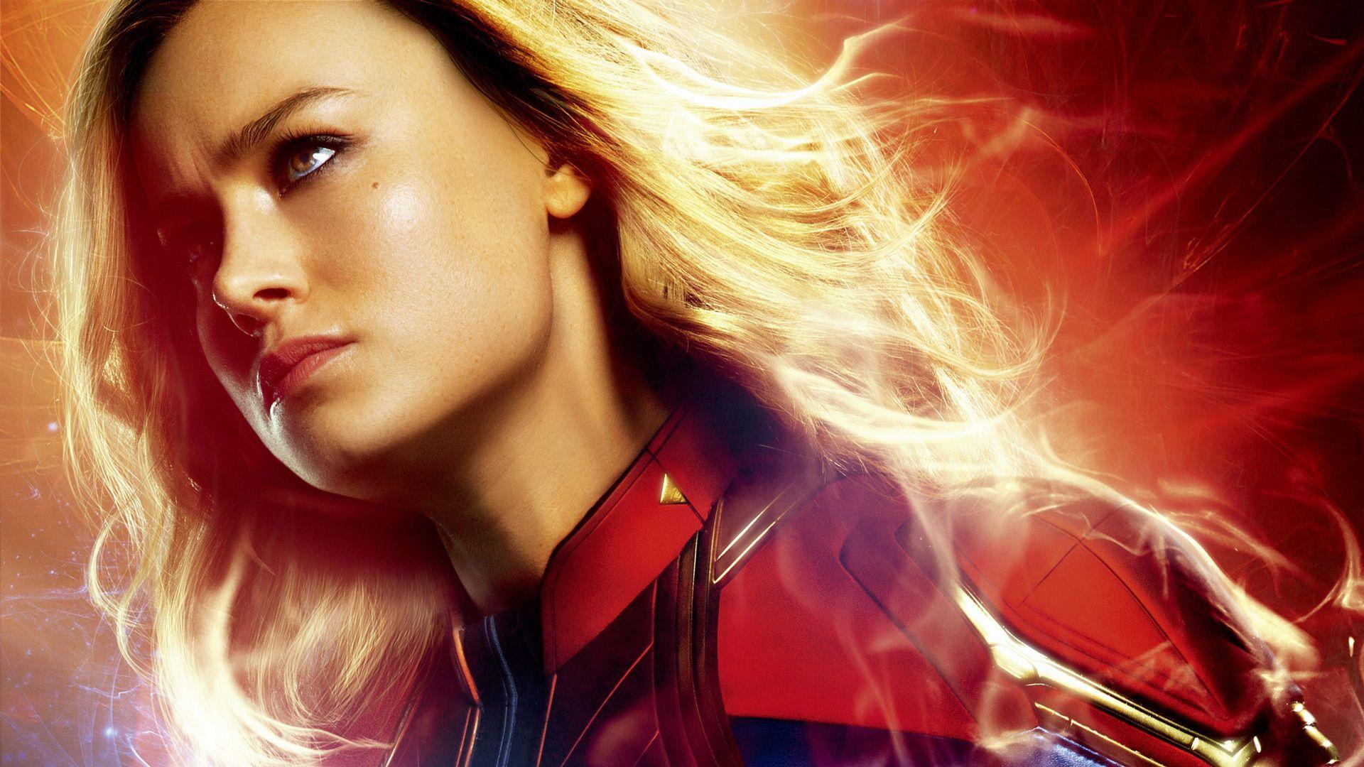Captain Marvel 1920x1080 wallpaper