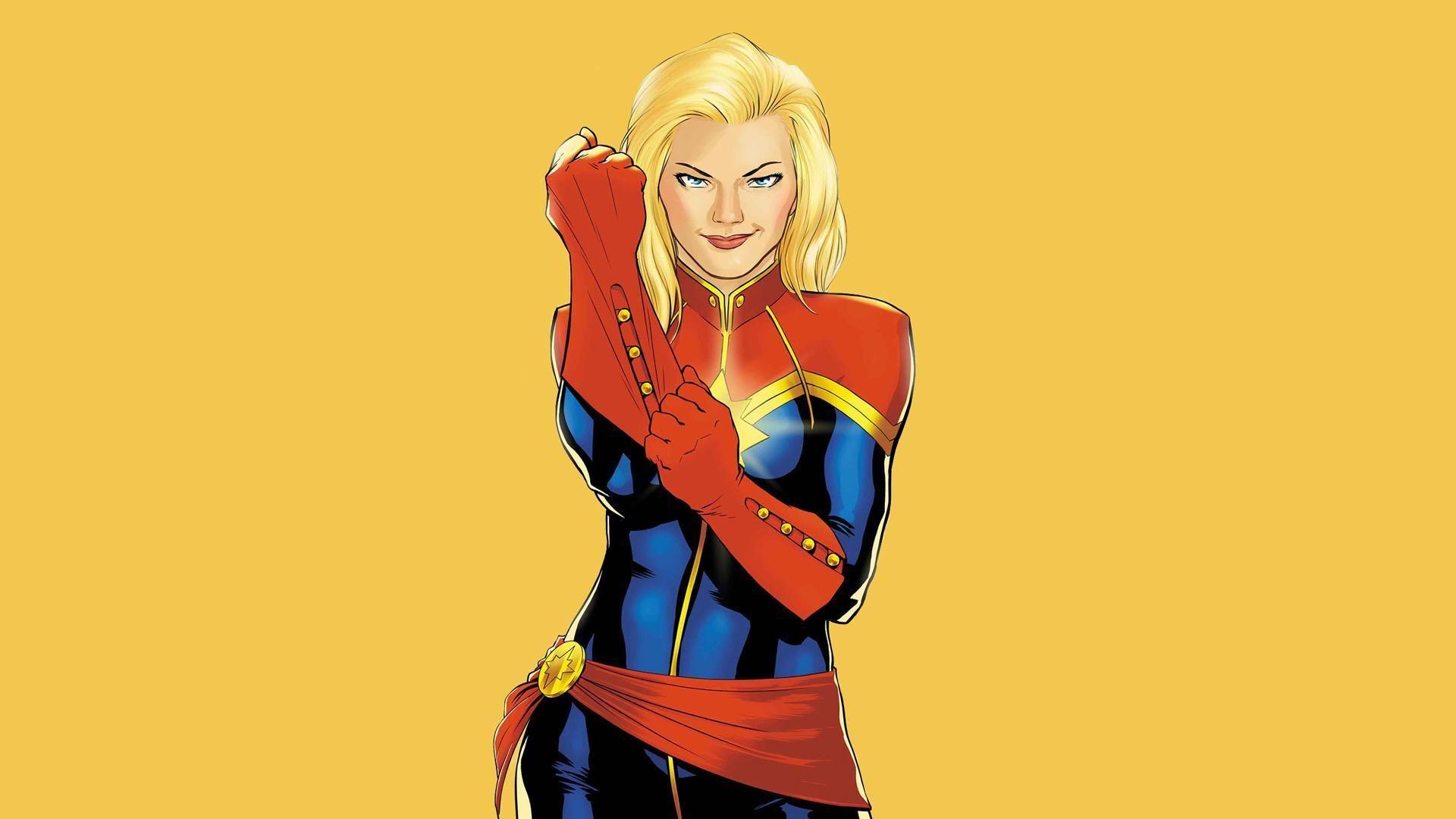 Captain Marvel Picture