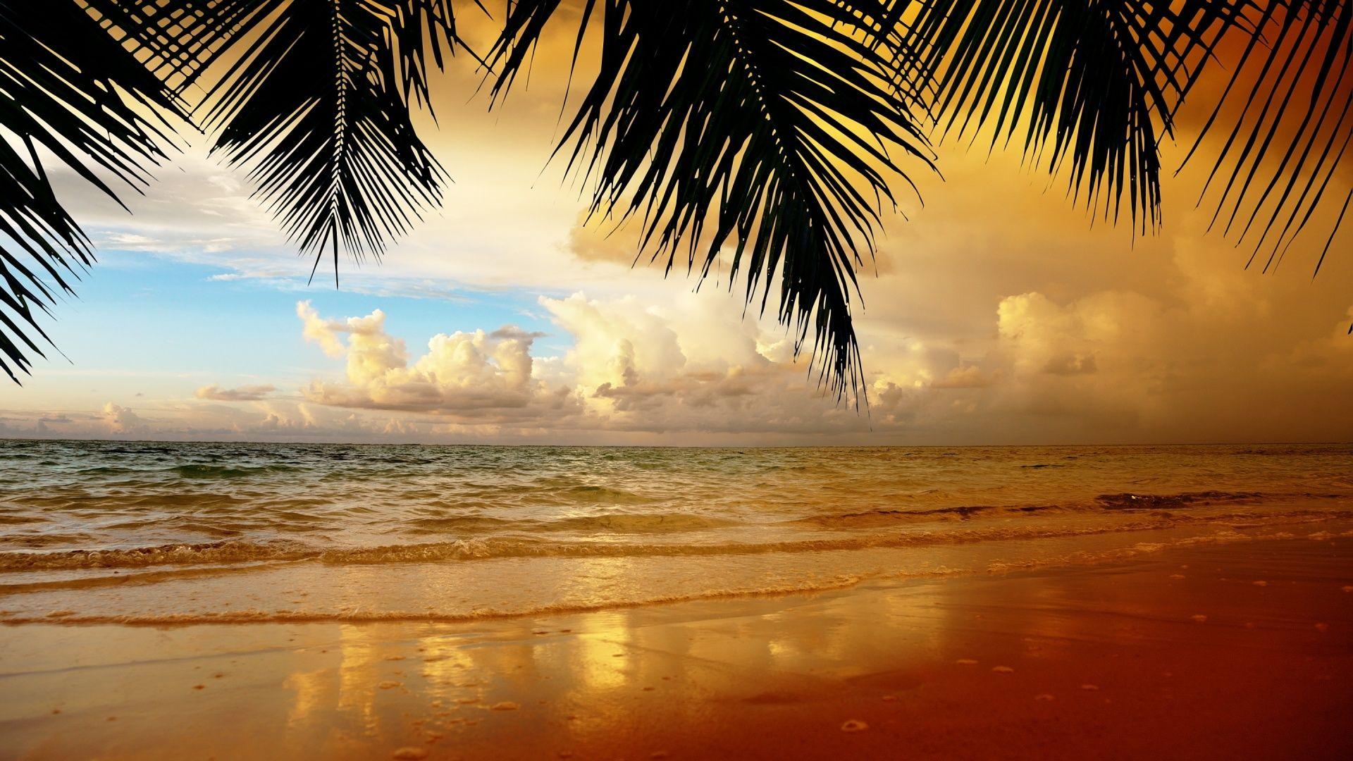 Caribbean HD 1080 wallpaper