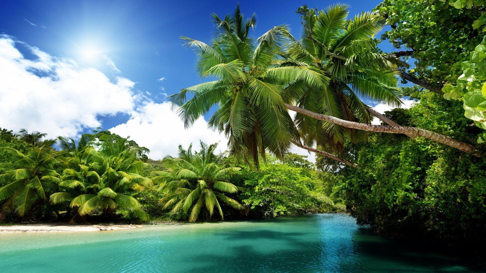 Caribbean desktop wallpaper download
