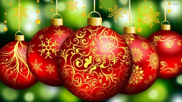 Christmas Decorations hd wallpaper download