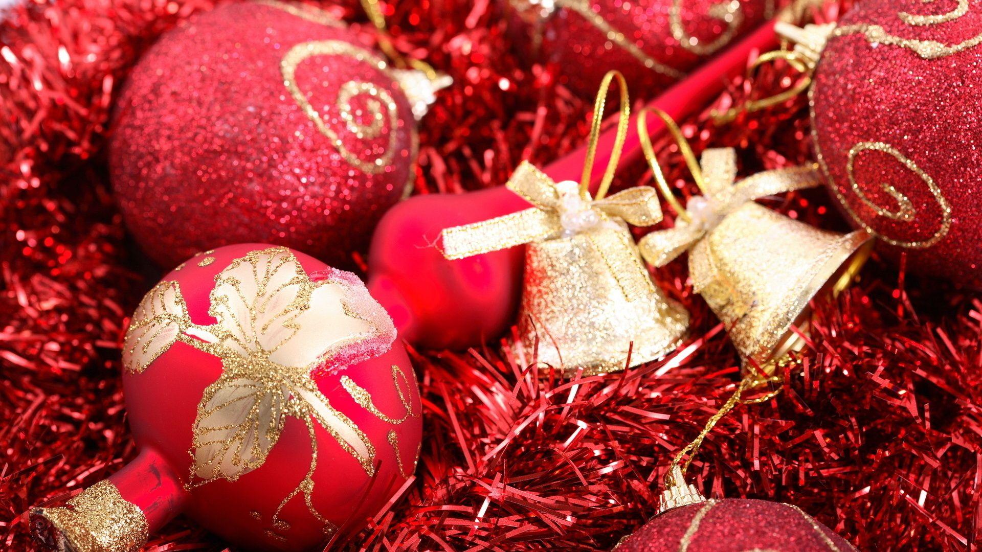 Christmas Decorations laptop wallpaper