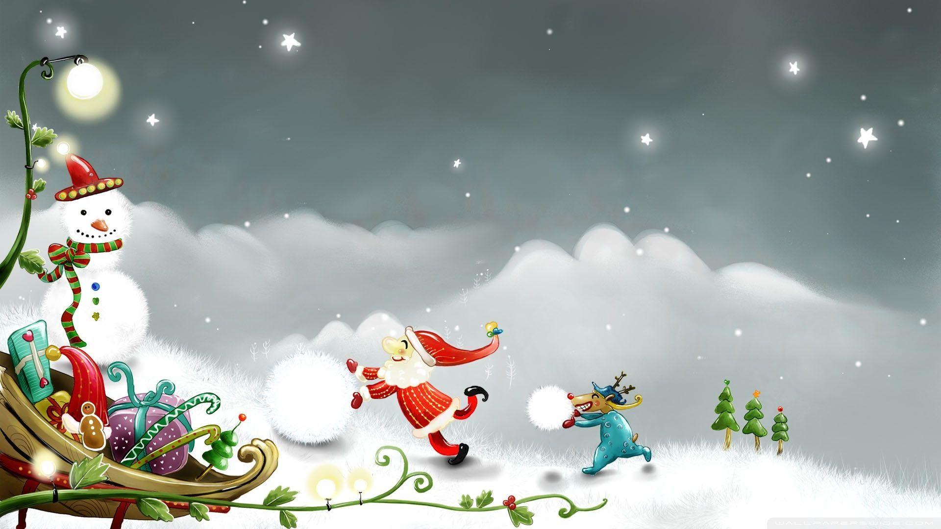 Christmas For Website HD Wallpaper