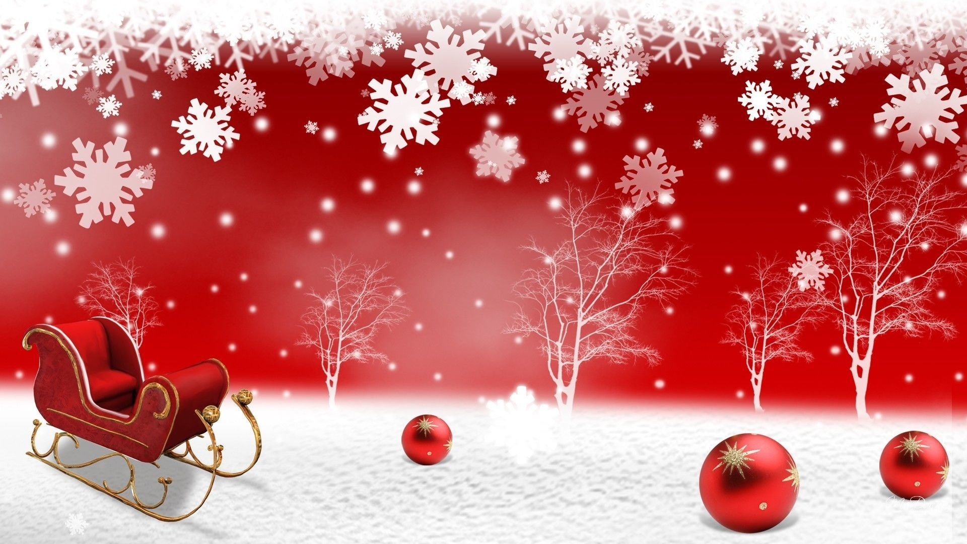 Christmas For Website Wallpaper Image